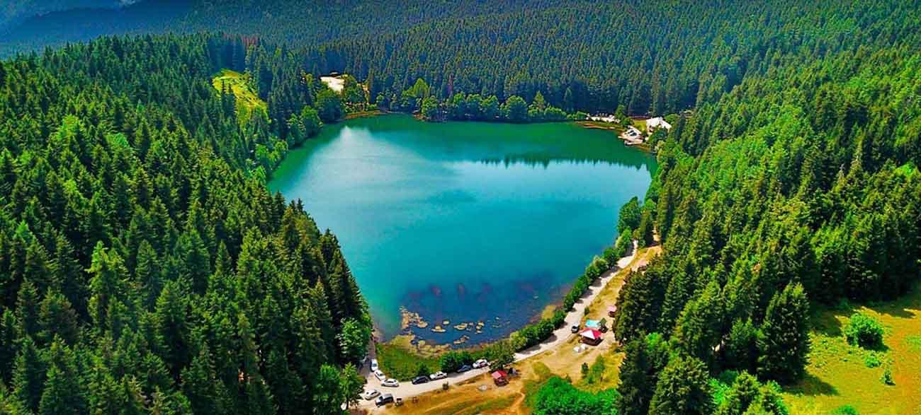 Karadeniz Bölgesi Yayla, Şelale ve Kamp Alanları