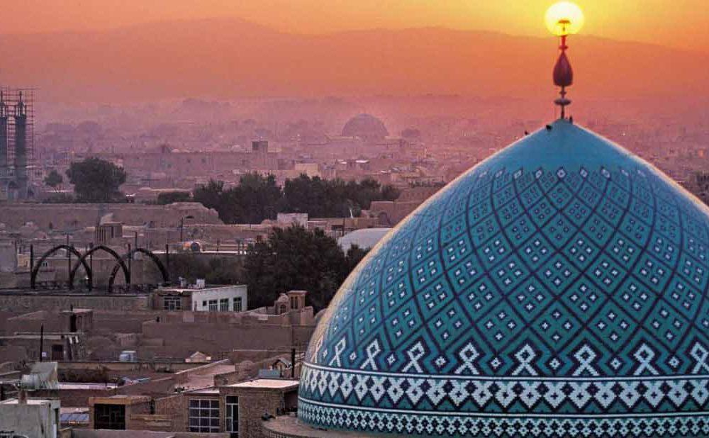 Gürcistan, Azerbaycan, İran Gezisi -4