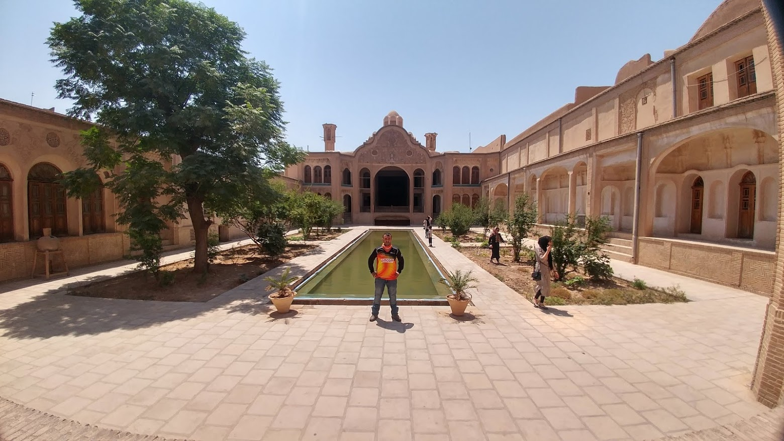 Borijerdi Historical House