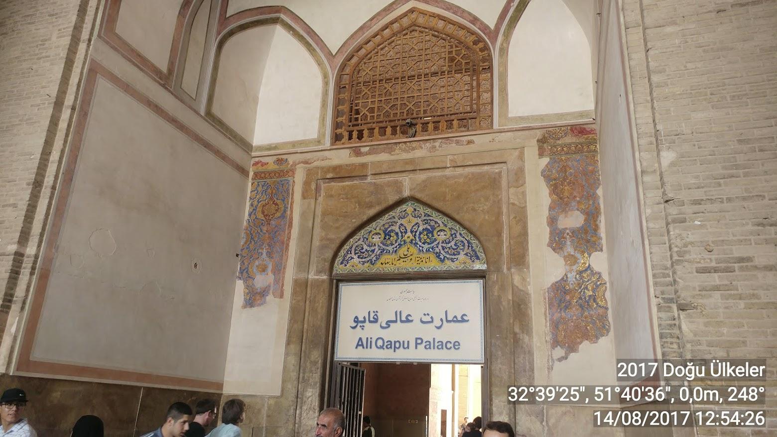 Ali Qapu place