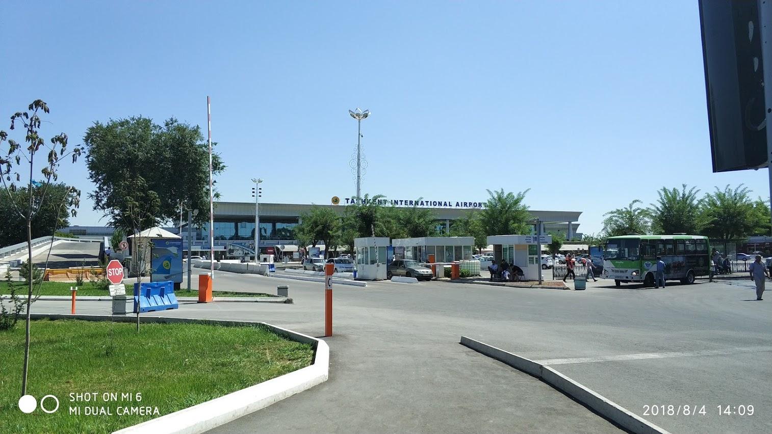 Taşkent Havaalanı