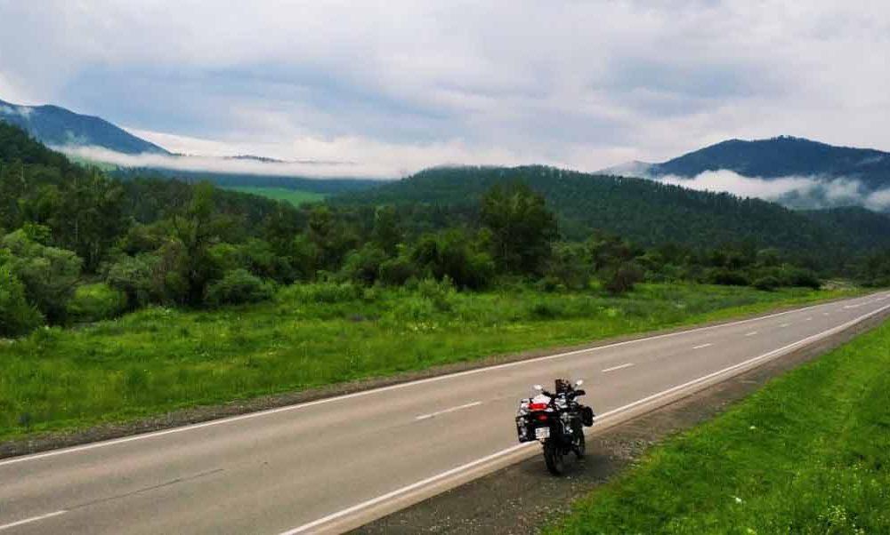 Motosiklet ile Pamir ve Moğolistan 3