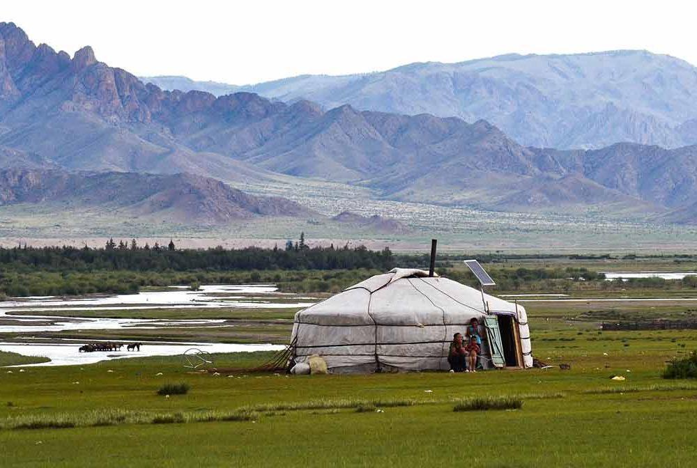 Motosiklet ile Pamir ve Moğolistan 2